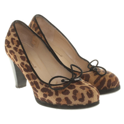 Konstantin Starke pumps with animal print