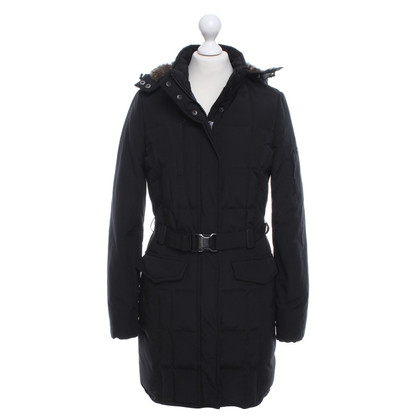 Woolrich Coat in zwart