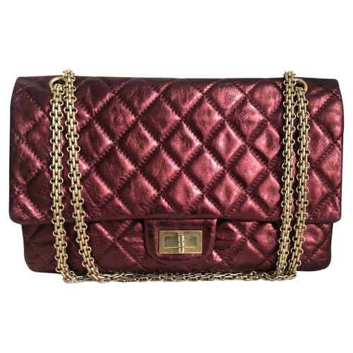 46194e60f24b Chanel 2.55 Reissue Flap Bag 227 - Second Hand Chanel 2.55 Reissue ...