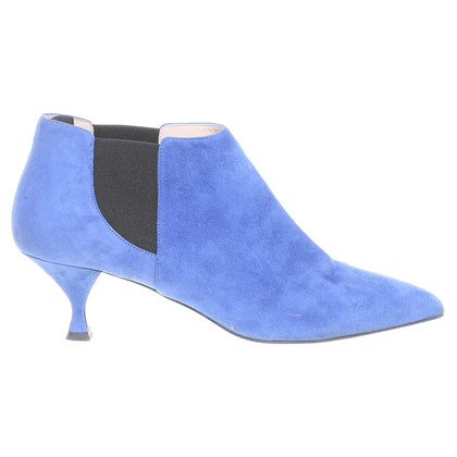 Prada Ankle boots suede