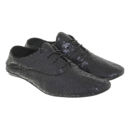 Max & Co Lace-up shoes in black