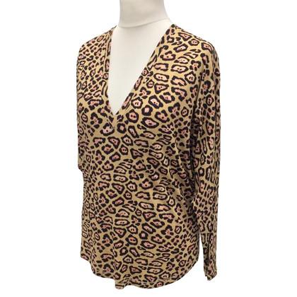 Givenchy Luipaarddruk trui