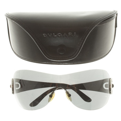 Bulgari Sunglasses with rhinestones