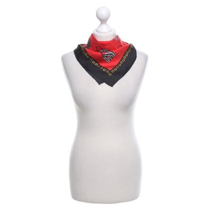 Aigner modelli di sciarpa di seta