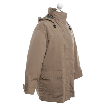 Armani Jeans Parka with quilted jacket