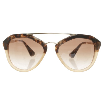 Prada Sunglasses in shieldpatt pattern