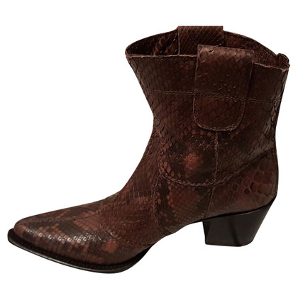 Gianni Barbato Ankle Boots