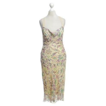 Diane von Furstenberg Kleid mit floralem Print