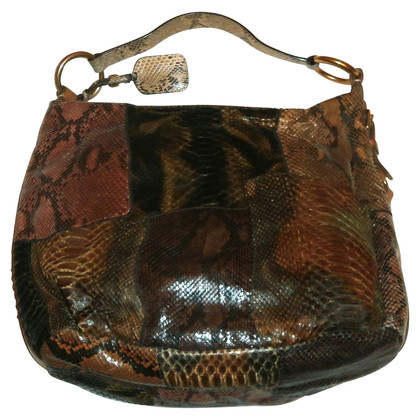 Prada Handbag made of reptile mix