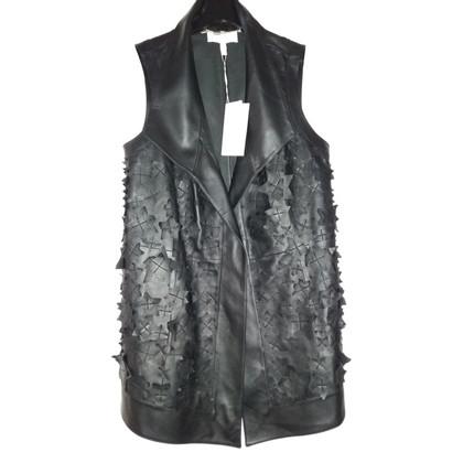 Escada Vest made of lamb nappa leather