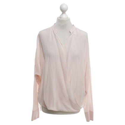 Pinko Silk blouse in Nude