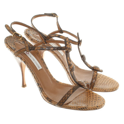 Other Designer L'Autre Chose - Sandals in Brown