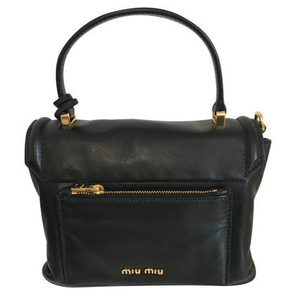Miu Miu Borsa in vitello