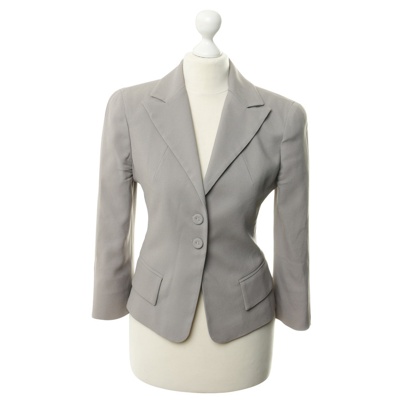 Patrizia Pepe Blazer With Shoulder Pads - Buy Second Hand ...