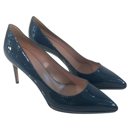 Gucci Pumps in Blau