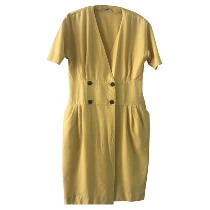 Rodier Kleid in Gelb