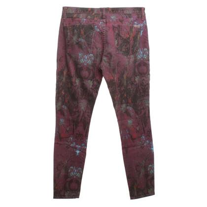 Hudson Skinny jeans met print