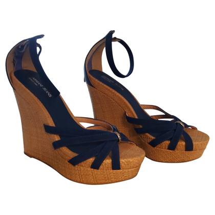 Armani Jeans Wedges