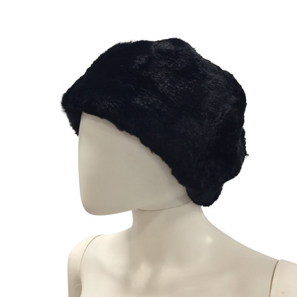 Yohji Yamamoto Bont hoed