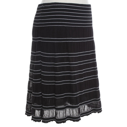 Marc Cain skirt in black and white