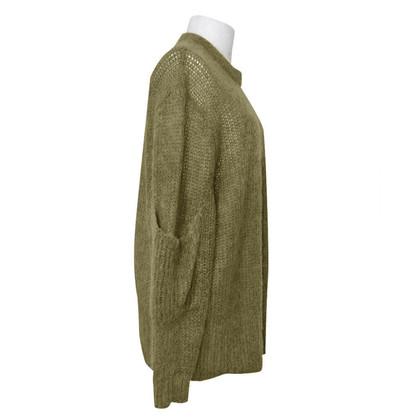 Acne Pullover in Khaki