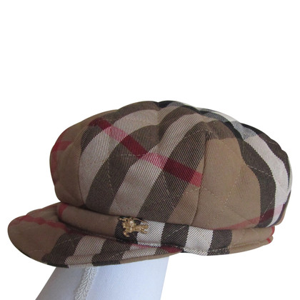 Burberry Quilted cap