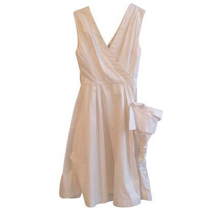 Alexander McQueen Kleid in Weiß