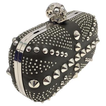 Alexander McQueen Britannia clutch bag