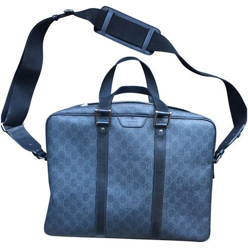 9fb6bcd2d5ab8 Gucci Handtasche mit Guccissima-Prägung - Second Hand Gucci ...