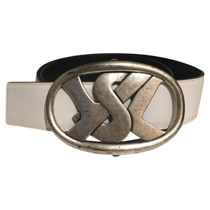 Yves Saint Laurent riem logo