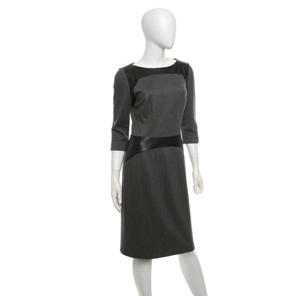 Hugo Boss Dress in grey / black