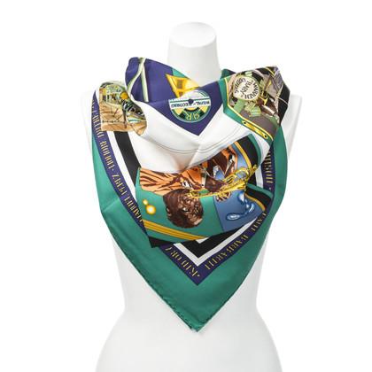 "Hermès Silk scarf ""New Orleans"""
