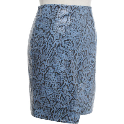 Gestuz skirt in snakeskin look