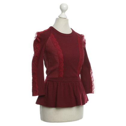 Mulberry top in Bordeaux