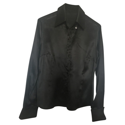 Escada Silk blouse in black