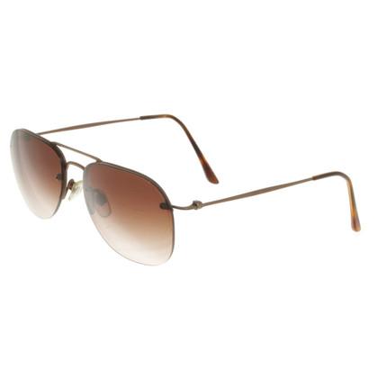 Giorgio Armani Sunglasses in brown