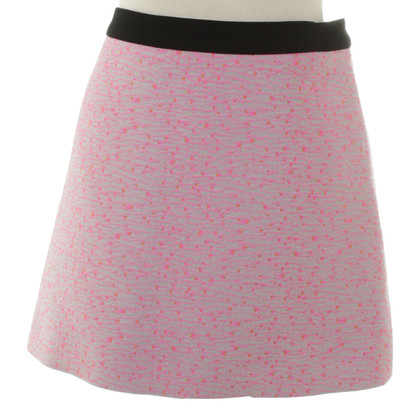 Balenciaga A short skirt in pink