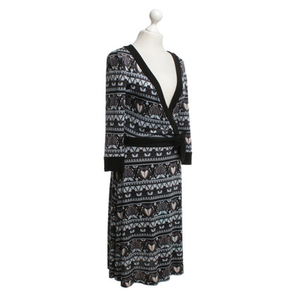 Diane von Furstenberg Dress with pattern