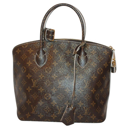 "Louis Vuitton ""Lockit Monogram Canvas"""