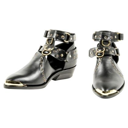 Balmain boots western