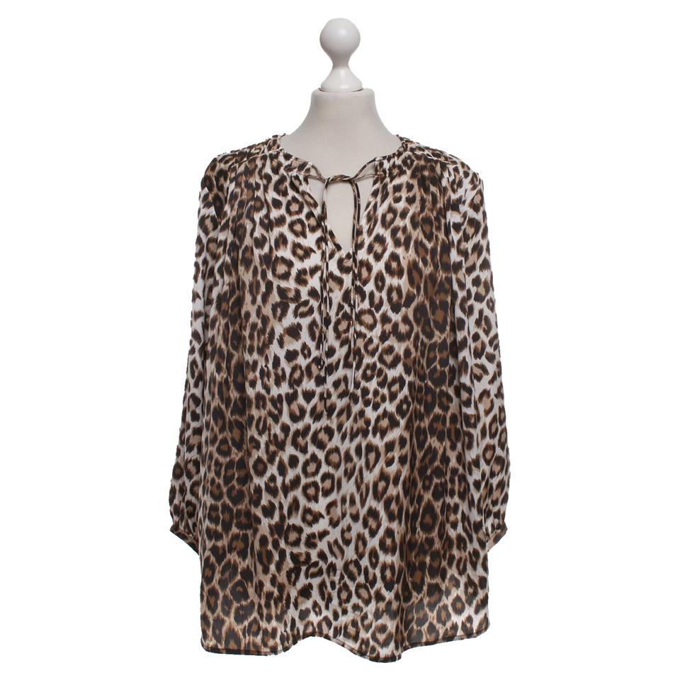 steffen schraut oberteil mit leoparden muster second hand steffen schraut oberteil mit. Black Bedroom Furniture Sets. Home Design Ideas