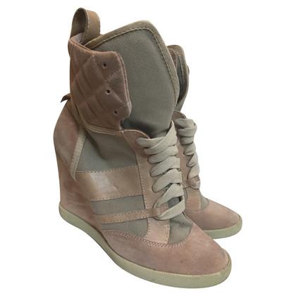 Chloé Sneaker-Wedges