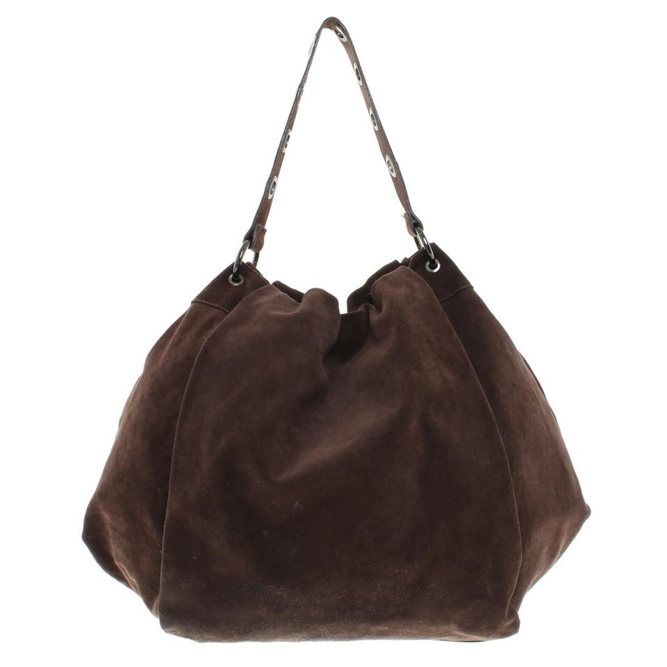 Strenesse Blue Handbag in brown