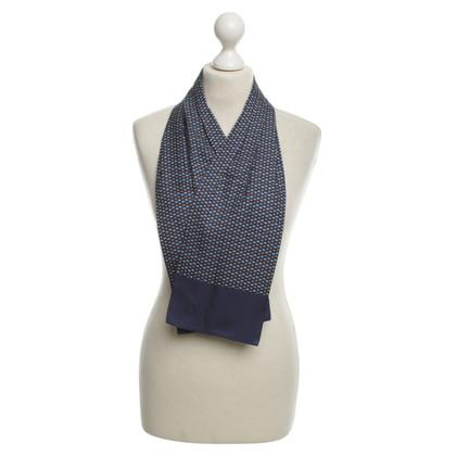 Hermès Seidenschal mit Print