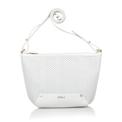 Furla Alissa S Crossbody Petalo in cream