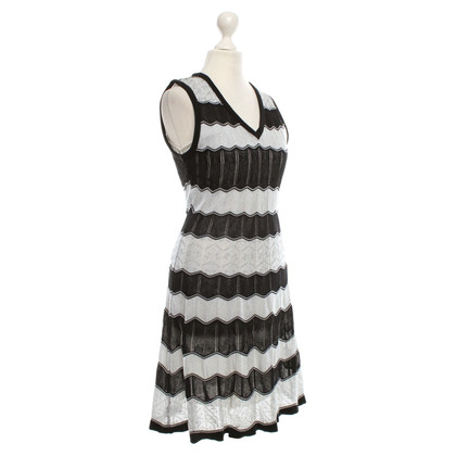 Missoni Dress with striped pattern