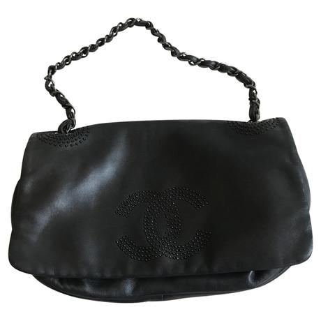 Günstig Kaufen Modisch Chanel Pochette Schwarz Angebote Zum Verkauf Kaufen Billig Kaufen A9W85JWOSx