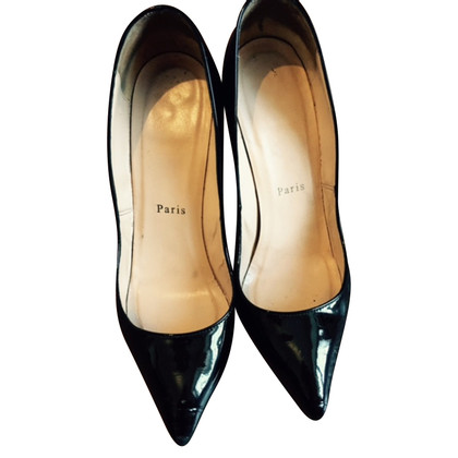 "Christian Louboutin ""Pigalle 120"" pumps in black"