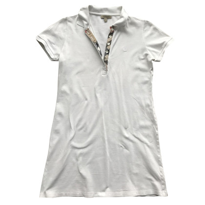 Burberry Poloshirt in White