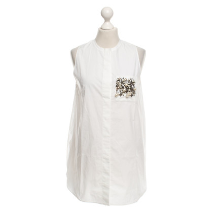 Dorothee Schumacher Sleeveless blouse with pearls